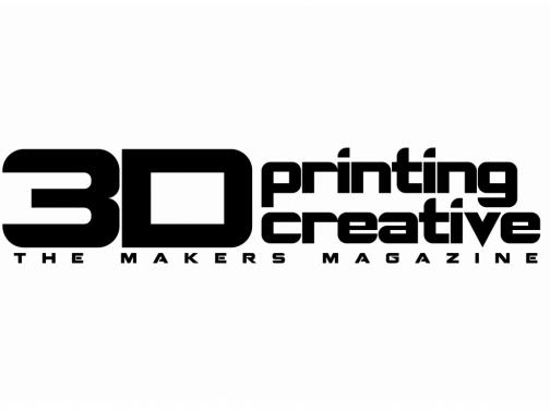 logo testata 3D Printing Creative