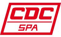 Cdc logo Rosso