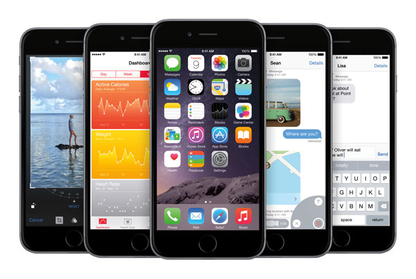 iPhone 6 iOS 8 obsolescenza programmata