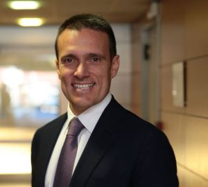 Il country director di Nokia Networks, Massimo Mazzocchini