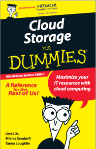cloud storage for dummies - HDS