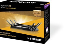 Netgear Nighthawk X6 packaging