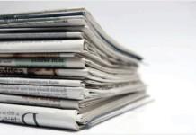 Stampa quotidiani giornali