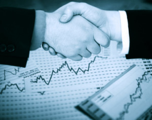 accordo affari soldi