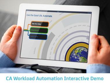 Gestione dei job: il Workload Automation di Ca è anche for