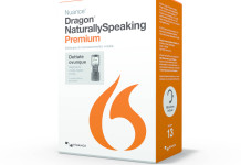 Dragon NaturallySpeaking 13 scatola