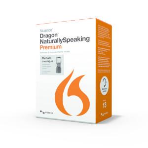 Dragon NaturallySpeaking 13 scatola