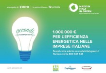 Made in Italy in green Cloros