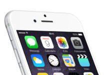 App Mappe iPhone 6 iOS 8 touch disease