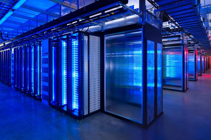 Il datacenter di Swisscom
