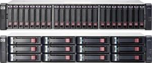 HP MSA 2040+1040