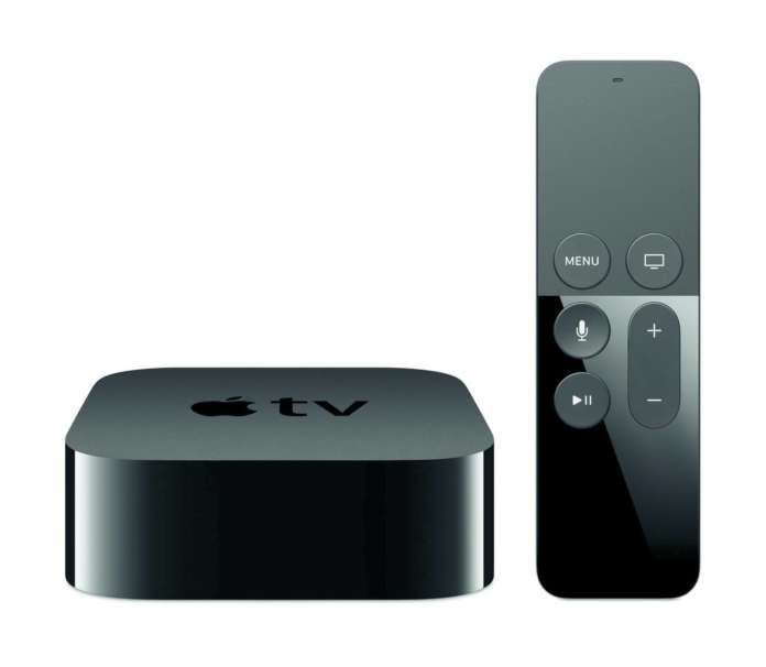 Apple TV 4G Remote tvOS