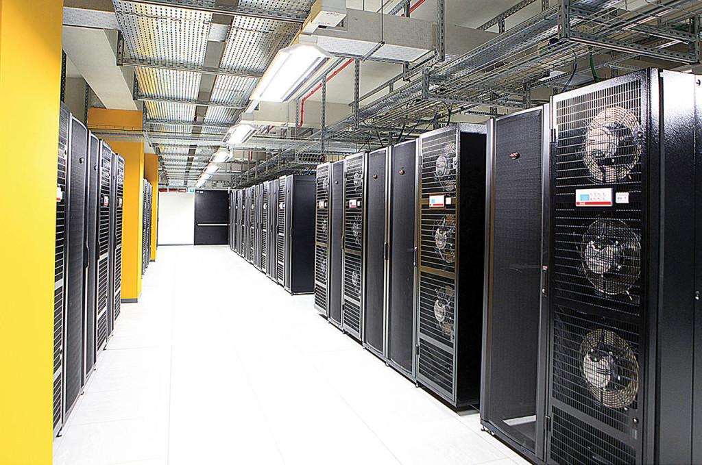 ll datacenter tier IV di Fastweb