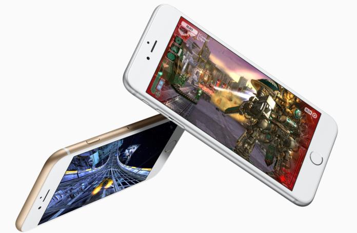 iPhone 6s venduti amoled