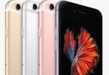 batteria dell'iPhone 6s