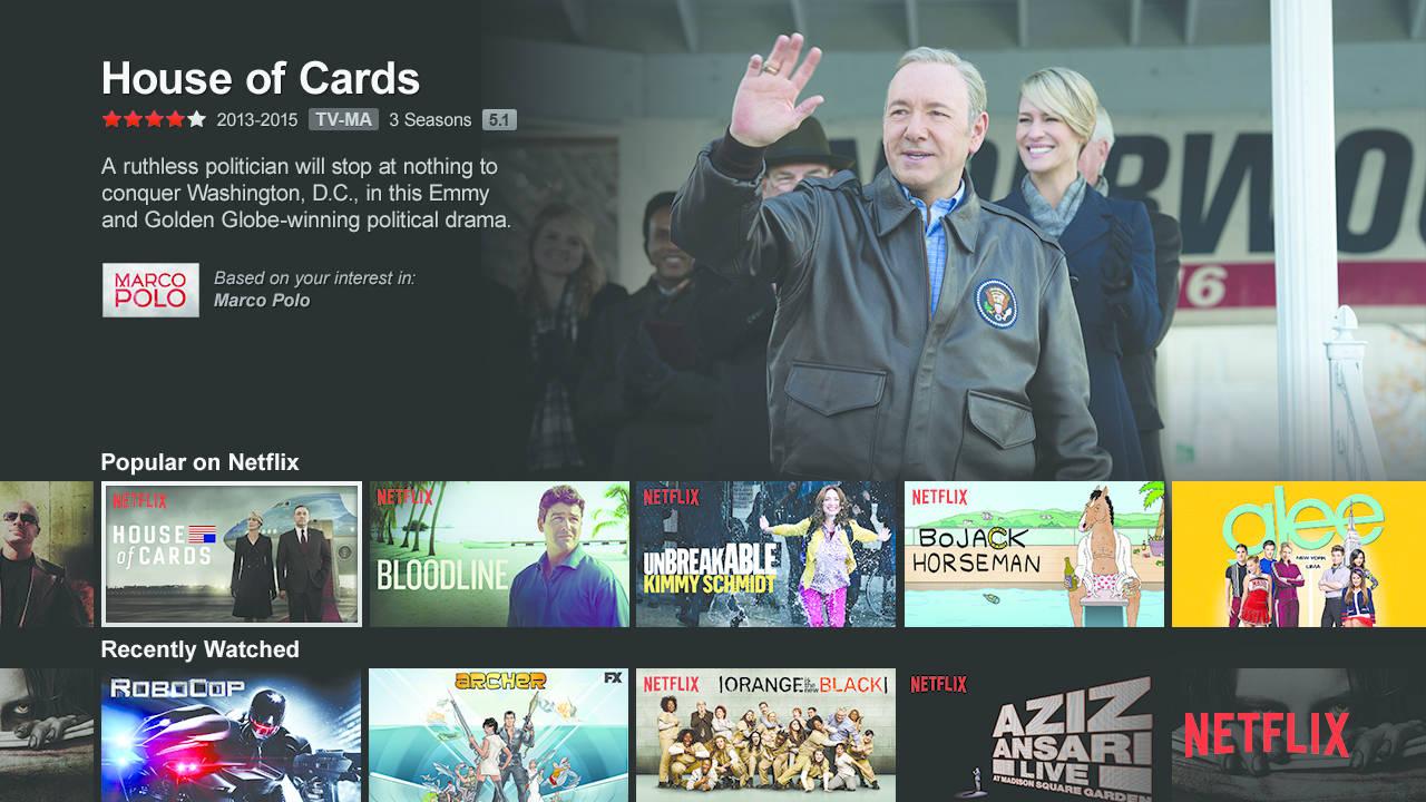 Netflix marketing promotion