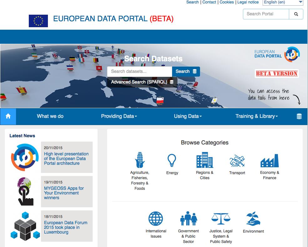 European_Data_Portal