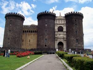 Napoli Castello Maschio Angioino Campania