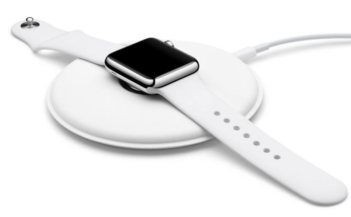 Apple Watch Dock magnetico
