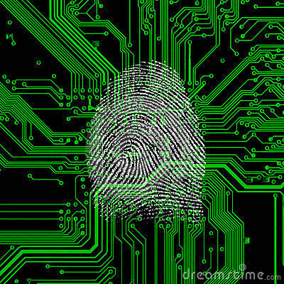 digital-fingerprint-sicurezza