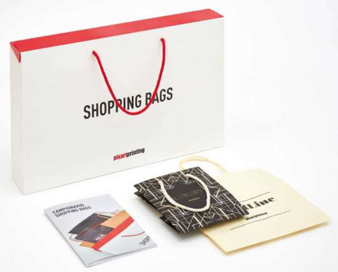 Pixartprinting shopping bag