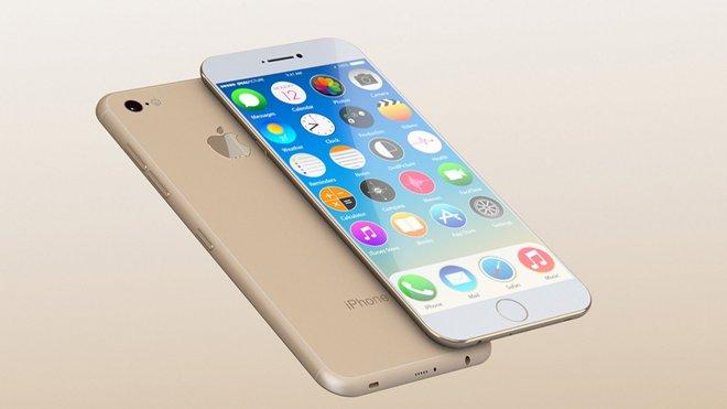 concept di iphone 7