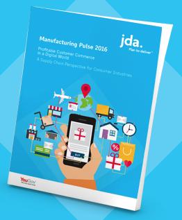 JDA Manufacturing Pulse Report