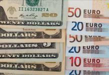 Soldi euro dollari dogana dazi