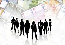 Donne finanza euro soldi imprenditori
