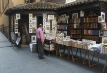 Edicola libreria libri riviste