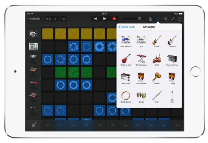 Garageband iOS 2.1