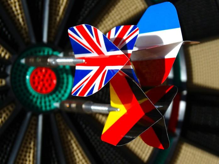 Freccette UE europa unione europea