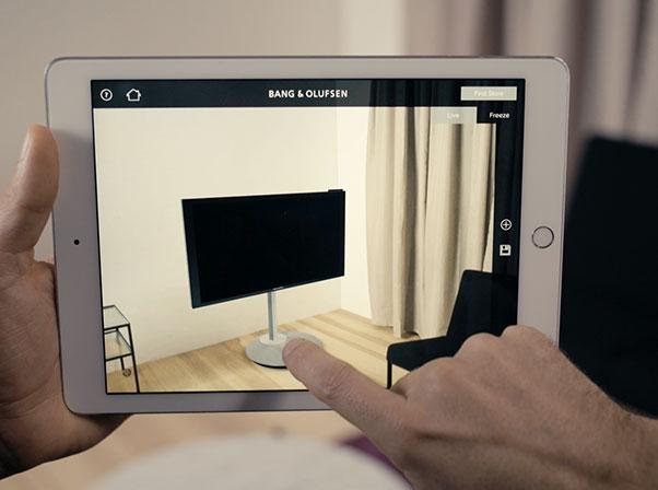 bang olufsen beohome design app