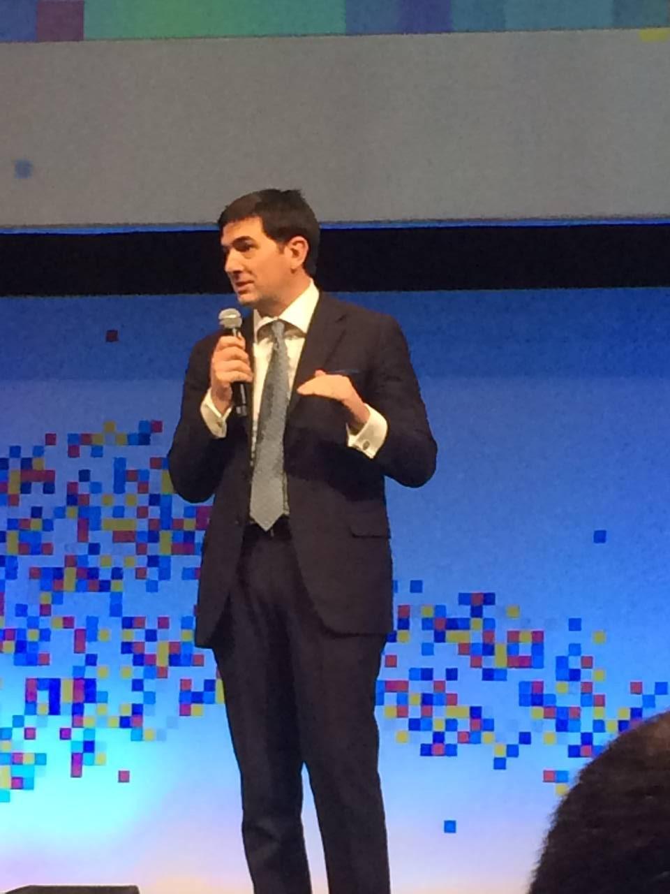 Federico Leproux, Gruppo TeamSystem