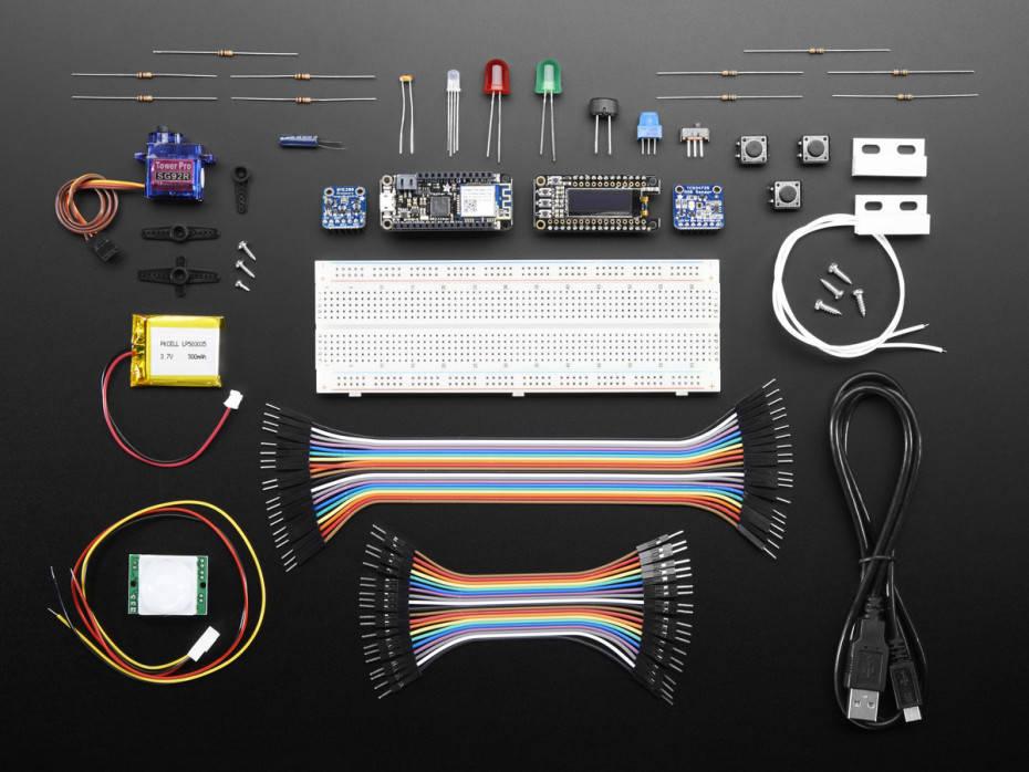Microsoft-Azure-IoT-Starter-Kit
