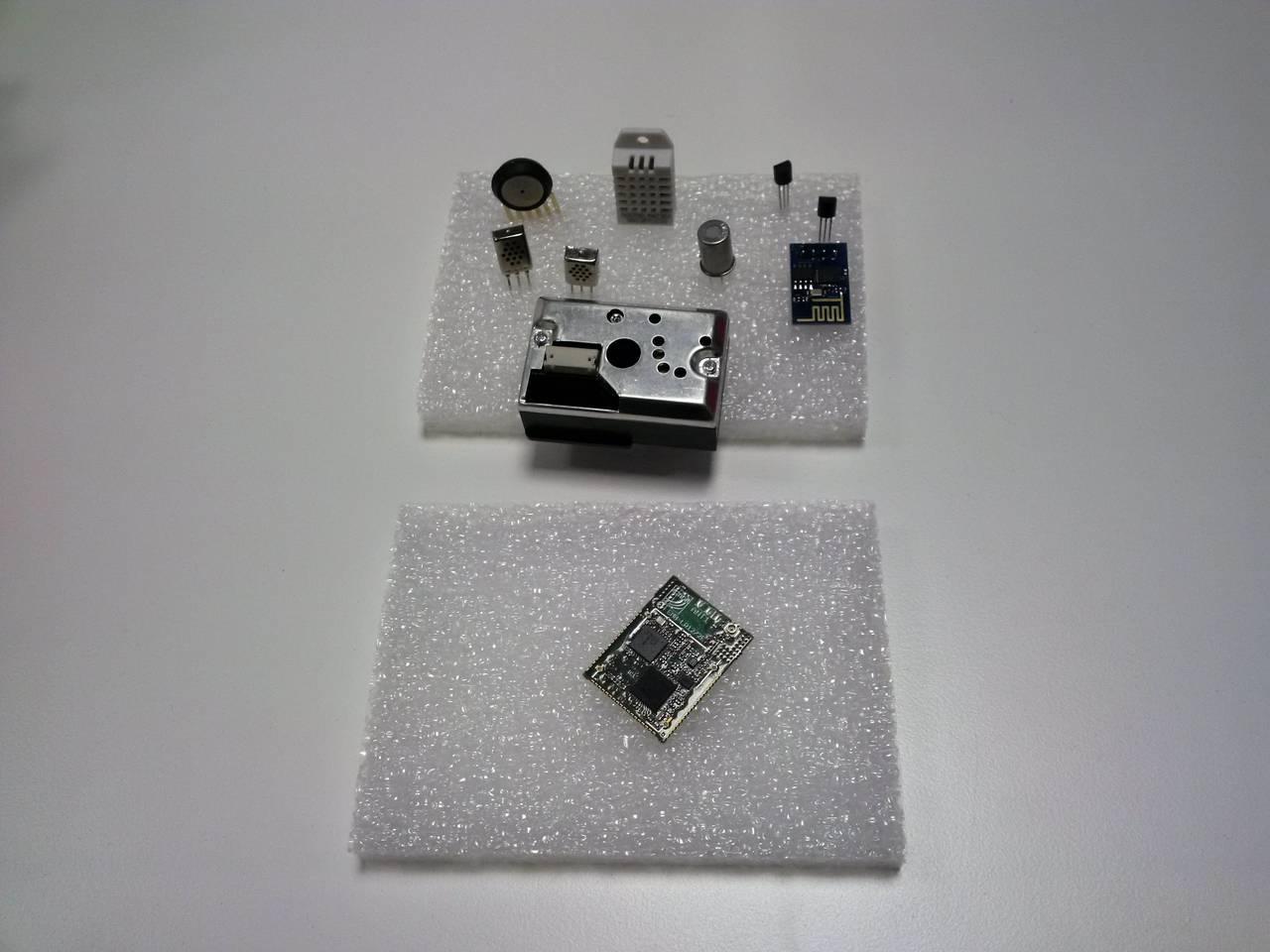 a2a i sensori
