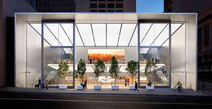 Store Apple Union Square