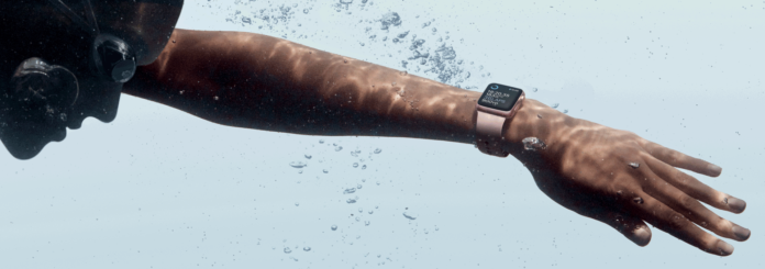 Asciugare Apple Watch