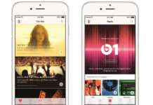 Apple Music testi dei brani