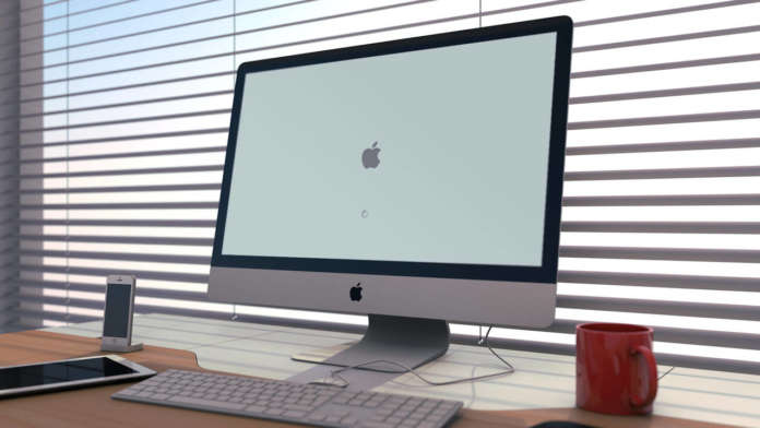 imac-boot avvio del mac