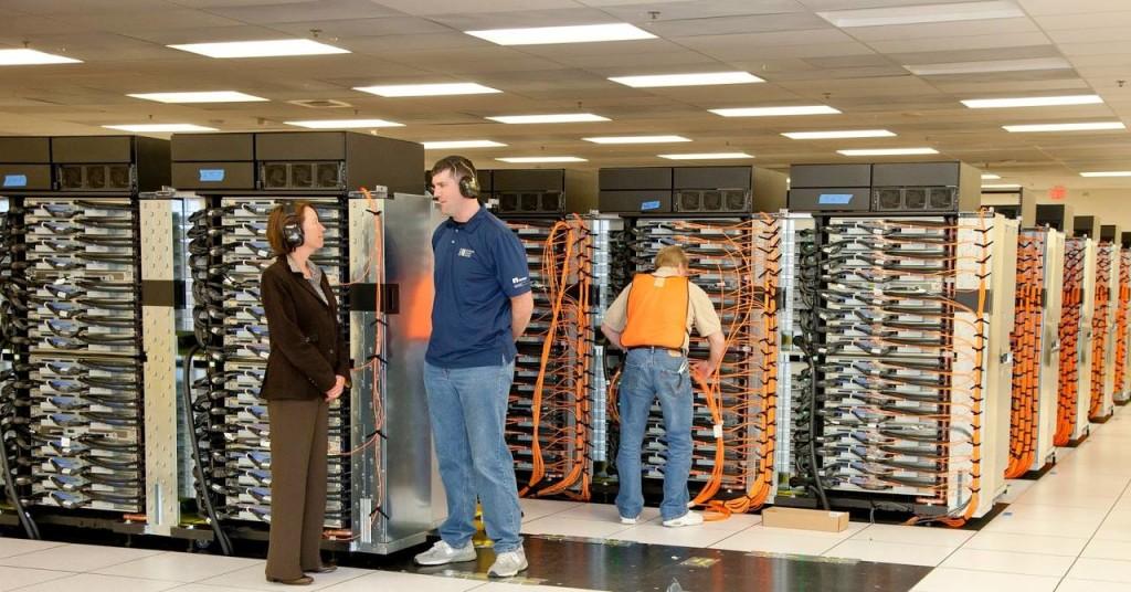 IBM BlueGene Q Sequoia