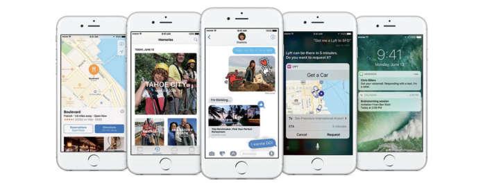 passare a iOS 10
