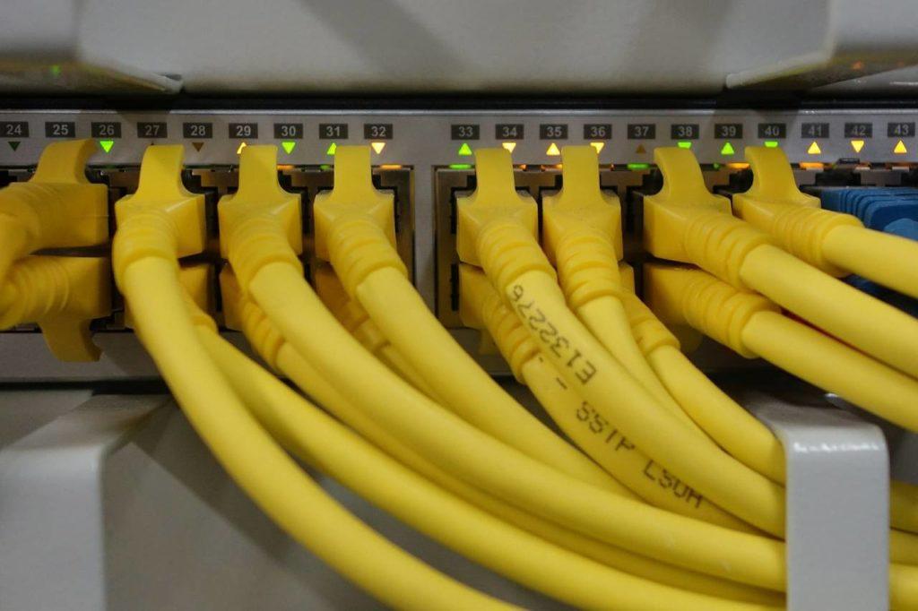 Cavi Networking banda ultralarga