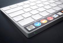 schermo oled apple keyboad magic toolbar