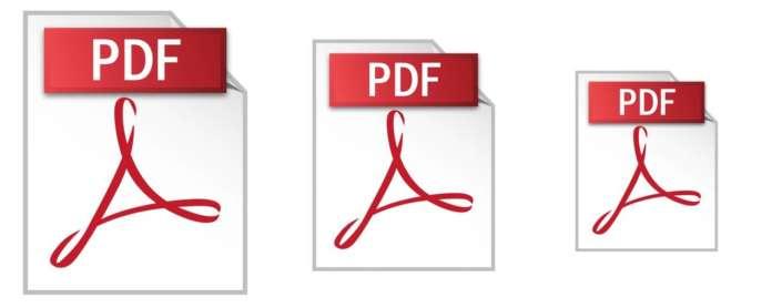 creare pdf convertire in testo