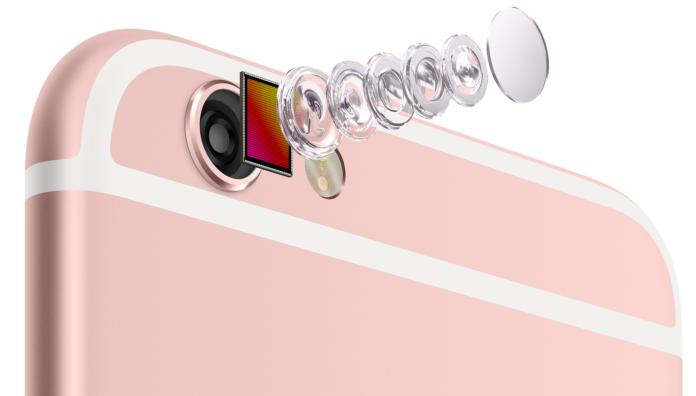iPhone e iPad fotocamera
