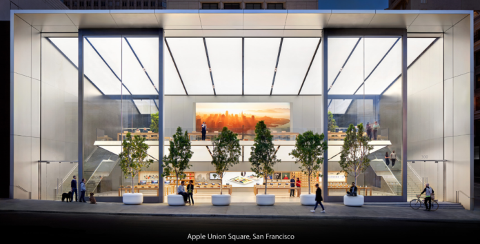 Apple Store Union Square