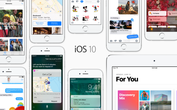 installare iOS 10.2