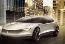 iCar - Project Titan