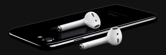 Apple Airpods auricolari wireless